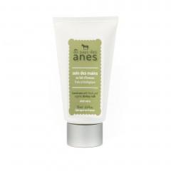 Crème pour les mains au lait d'ânesse frais et biologique Aloe Vera 75 ml