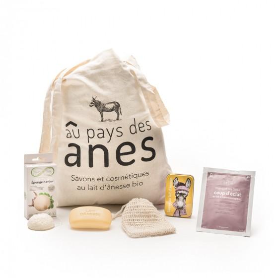 Pack rentrée : 6 produits Au Pays des Ânes offerts